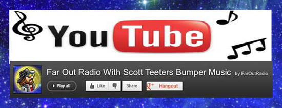 Far Out Radio Youtube Bumper Music Master List