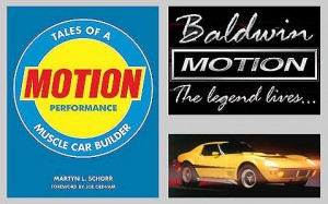Baldwin Motion Book by Marty Schorr