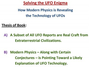 Solve UFO Book Thesis