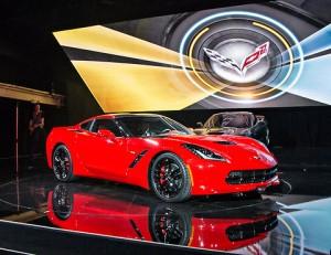 Corvette Stingray Detroit Auto Show on Introduction Of The Seventh Generation Corvette     Two Corvette Dudes