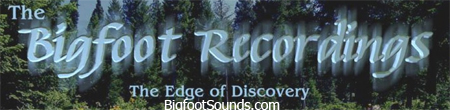 bigfoot sounds