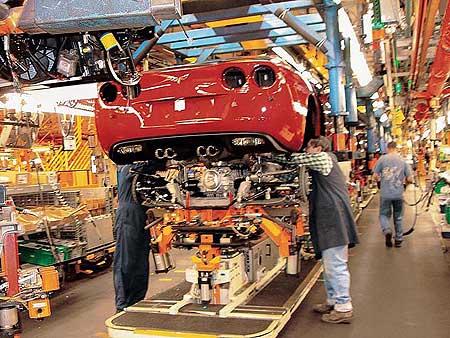 Corvette Assembly