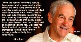 fed reserve ron paul