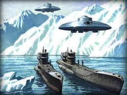 ufos in antarctica