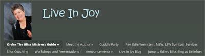 edie's website banner