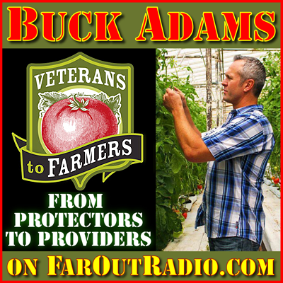 Buck Adams-organic farmer