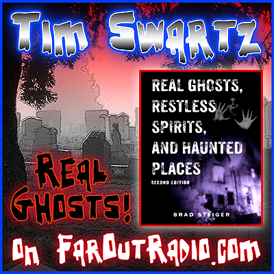 Tim Swartz and Ghosts