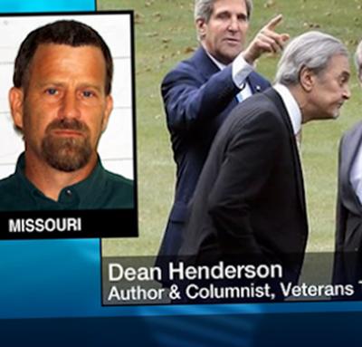 Dean Henderson Syria