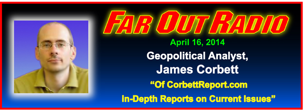 James Corbett Graphic