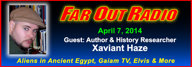 Xaviant Haze on FarOutRadio