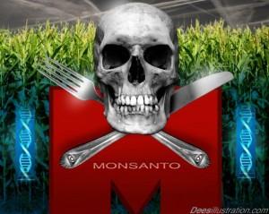 Monsanto death