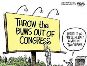 throw out congress