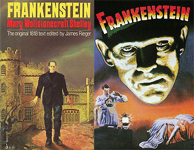 Frankenstein-Book-Movie-Poster