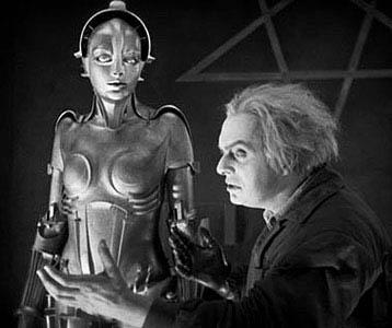 Metropolis-Robot-Woman