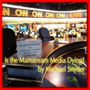 Mainstream Media Dying