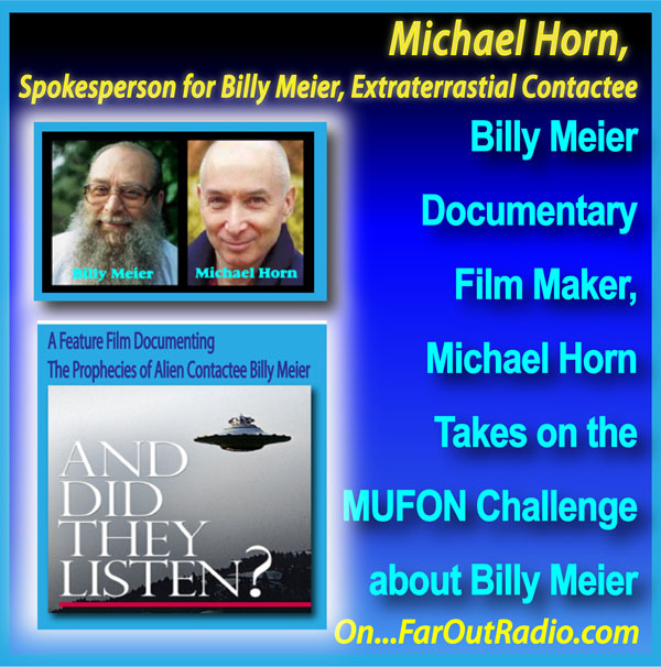 Michael Horn Billy Meier