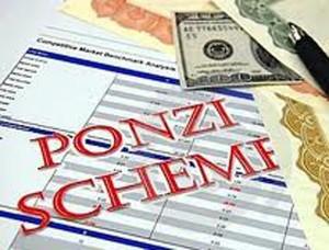 ponzi scheme dollars