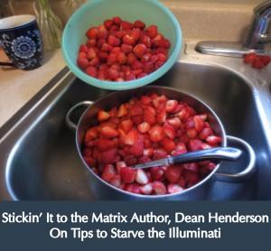strawberries - dean
