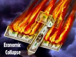 economic collapse escalates
