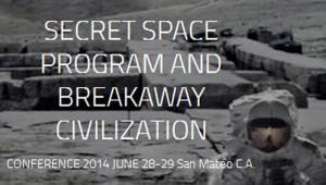 secret space program conference