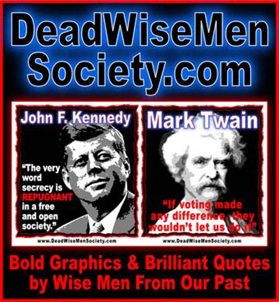 Dead Wise Men Society