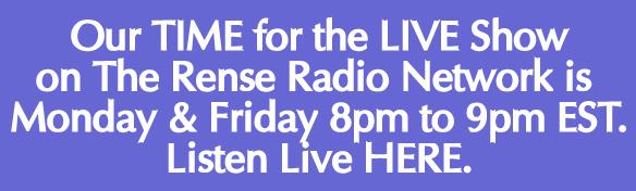 Live Show Time Info