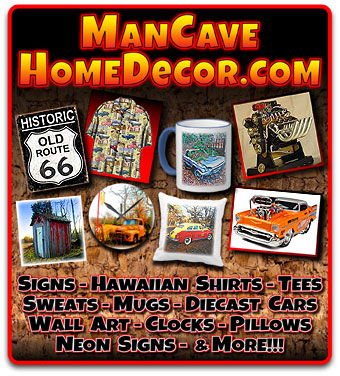 Man Cave Home Decor