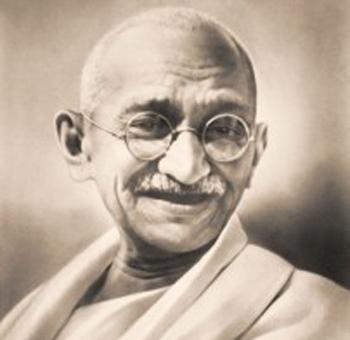 Gandhi-